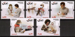 Portugal 2020 , 500 Anos CTT Portugal Correios - Postfrisch / MNH / (**) - Unused Stamps