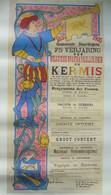 """Baerdegem - Baardegem - 1905 """" 75e Verjaring Van De Onafhankelijkheid En KERMIS - - Unclassified"""
