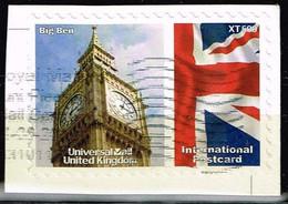 GB Univ, Michel# O Big Ben - Universal Mail Stamps