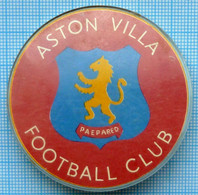 USSR / Badge / Soviet Union / Football  F.C ASTON VILLA. England . 1970-80s - Fútbol