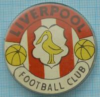 USSR / Badge / Soviet Union / Football .  F.C  LIVERPOOL. United Kingdom . 1970-80s - Fútbol