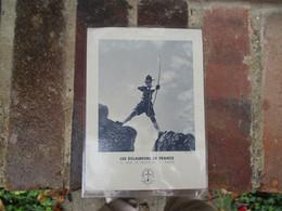Tsc Eclaireurs De France Scoutisme Timbre Sur Commande Tout Droit 40 Plus 60 C Entier Postal - Cartoline Postali E Su Commissione Privata TSC (ante 1995)
