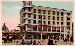 JMD59932Malo Les BainsGrand Hôtel Restaurant Du Casino ( Colorisée)5Non Circulée - Malo Les Bains