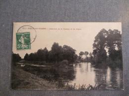 Ailly Sur Somme     Jonction De La Somme Et Du Canal - Sonstige Gemeinden