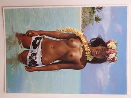 Nue Tahitienne. - Tahiti