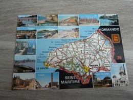 DEPARTEMENT DE LA SEINE-MARITIME - MULTI-VUES - EDITIONS MAGE - - Rouen