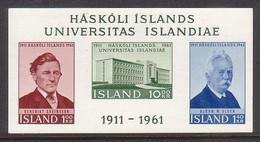 Island , Bl. 3 , Xx  (5289) - Blocs-feuillets
