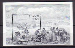 Island , Bl. 7 , Xx  (5412) - Blocs-feuillets