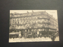 France ( 724 )  Frankrijk  : Paris    Grand Hôtel De Russie - Other