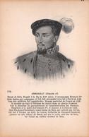 1744   MILITARIA CLAUDE D ANNEBAUT 14-0100 - Geschichte