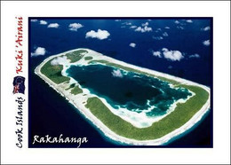 Cook Islands Rakahanga New Postcard Cookinseln AK - Cook Islands