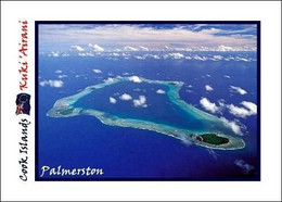 Cook Islands Palmerston New Postcard Cookinseln AK - Cook Islands