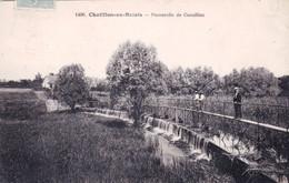 58 - Nievre -  CHATILLON En BAZOIS - Passerelle De Cueuillon - Chatillon En Bazois