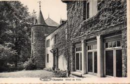 CHAMPLON : Hôtel De Ville - Tenneville