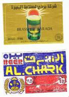 SYRIE-ETIQUETTES DE BIERE- - Bier