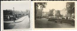 Belgique.Province De Luxembourg.Arlon 1940: 2 Photos Prises Par Soldat Allemand. - Lieux