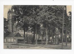Sint-Lenaarts   St. Leonard  Kerk En Pastorij  1927 - Brecht