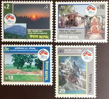 Nepal 1998 Tourism MNH - Nepal