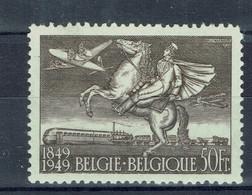 Belgique - 1949 - P. Aérienne N° 24 - Neuf Avec Trace De Charnière - X - - Aéreo