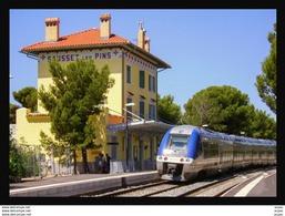 13  SAUSSET  Les  PINS   ...  La  Gare Interieure - Sonstige Gemeinden