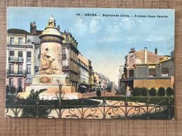 REIMS Esplanade Ceres Avenue Jean Jaures - Reims