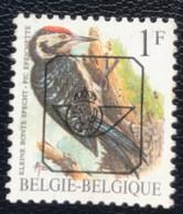Belgi¨- Belgique - P3/29 - Voorafgestempeld - Pre-stamped - (°)used - 1991 - Michel 2401V - Vogels Met Opdruk - Tipo 1986-..(Uccelli)