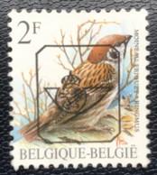 Belgi¨- Belgique - P3/29 - Voorafgestempeld - Pre-stamped - (°)used - 1991 - Michel 2399V - Vogels Met Opdruk - Tipo 1986-..(Uccelli)