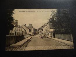 NEUFCHATEL-SUR-AISNE _ Le Pont De La Retourne - Otros Municipios