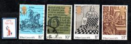Great Britain 1976 Anniversary Of Bookmaking - 1952-.... (Elisabetta II)