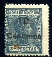 Rio De Oro Nº 62. Año 1911/13 - Rio De Oro