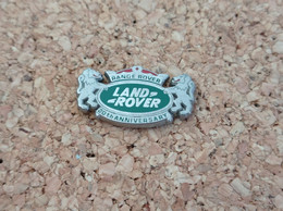 PINS AUTOMOBILE LAND ROVER RANGER ROVER 20 ANNIVERSAIRE - Altri