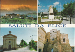 (PE) ELICE, MULTIVEDUTA - Cartolina Nuova - Other Cities
