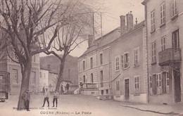 COURS(POSTE) - Cours-la-Ville