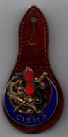 CISM 3 - Centre Instruction Des Services Du Matériel - Dragon Glaive Et Grenade - Fab. Drago - Army