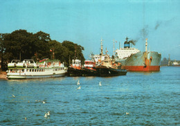 Swinoujscie. Port - Pologne