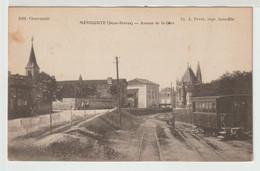 79 - Ménigoute - Avenue De La Gare - Autres Communes