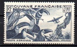 Col17  Colonie Guyane PA N° 37 Neuf X MH Cote 28,00€ - Nuevos