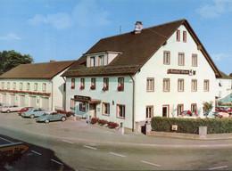 """DKW 1000,Opel Rekord C Caravan,Ford Taunus 17m P7 Coupe,Mindelheim,Gasthof """"Zum Stern"""", Ungelaufen - Toerisme"""
