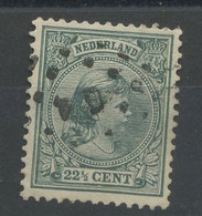 22 1/2c   Beau Timbre - Used Stamps