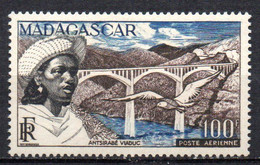 Col17  Colonie Madagascar PA N° 76 Neuf X MH Cote 8,50€ - Posta Aerea