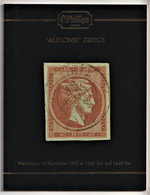 CLASSIC GREECE, HERMES HEADS, The Alphonse Collection, 1992 Auction Catalogue, Alphonse De Rothschild - Catálogos De Casas De Ventas