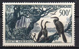 Col17  Colonie AEF Afrique PA N° 53 Neuf X MH Cote 42,00€ - Neufs