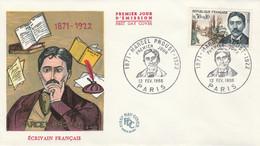 1472 FDC PROUST - PARIS 12.2.66 - 1960-1969
