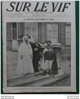 1916 GRAND CHERF DE LA MECQUE - NOGENT SUR MARNE - ATTAQUE DE GUILLEMONT - SUR LE FRONT - A TOULON - MAURYCE MOTET - Other