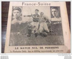 1923 SPORTING JOURNAL SPORTIF ILLUSTRÉ N° 638 FOOTBALL RUGBY CYCLISME PARIS BRUXELLES BELLE PUB - Non Classificati