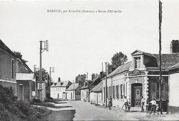 80)  MAREUIL  CAUBERT  - Par Abbeville  - Route De Abbeville - Sonstige Gemeinden