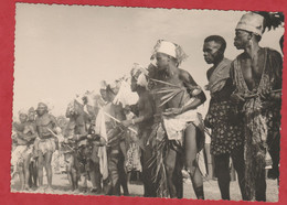 CPA - CONGO - 1950 - Photo Réel - Gevaert - 1 - Belgian Congo - Other
