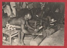 CPA - CONGO - 1950 - Photo Réel - Gevaert - 2 - Belgian Congo - Other