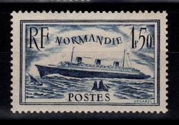 YV 299 N** Paquebot Normandie Cote 35 Euros - Frankreich