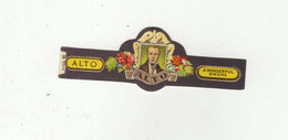 BAGUE DE CIGARE  ALTO A WONDERFUL SMOKE - Cigar Bands